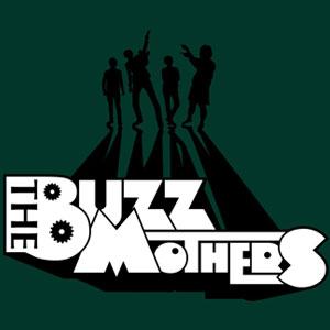 2nd ALBUM 『THE BUZZMOTHERS』